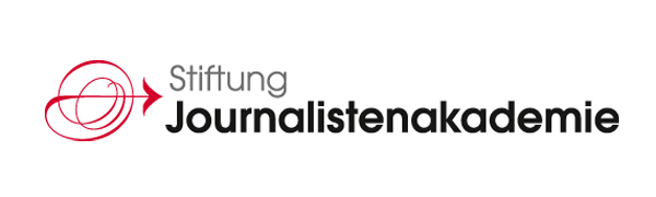 Logo Stiftung Journalistenakademie Neu 600x180