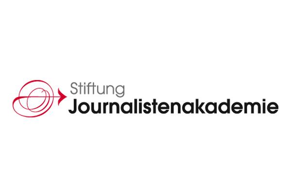 Logo Stiftung Journalistenakademie 600x400